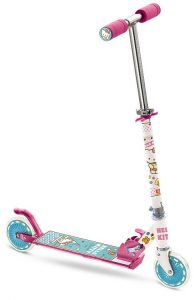 scooter de Hello Kitty para niña