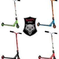 Bestial Wolf: patinetes freestyle ideales para trucos y acrobacias