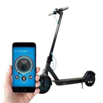 Patinete eléctrico SmartGyro Xtreme: plegable, cómodo y de gran autonomía