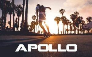 Apollo: fabricante alemán de scooters y longboards