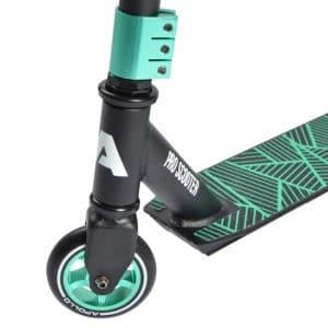 Ruedas de poliuretano con núcleo de aluminio - Apollo Stunt Scooter Genius Pro