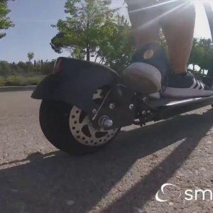 SmartGyro Viper: el scooter eléctrico de adultos para largas distancias
