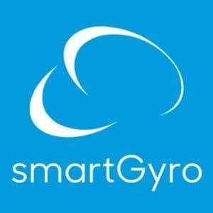 Logo del fabricante español de patinetes SmartGyro
