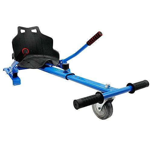 Hiboy asiento kart para patinete el ctrico silla de hoverboard self balancing compatible con - Silla para hoverboard ...