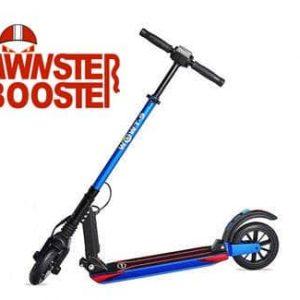 E-twow Monster: 30 km de autonomia y 40 km/h de velocidad