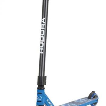 Patinete freestyle Hudora Stunt Scooter XQ-12, azul