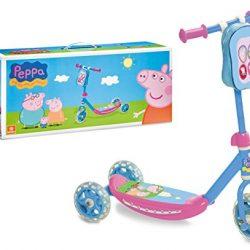 Peppa Pig – Patinete 3 Ruedas (Mondo 28181) [OFERTAS]