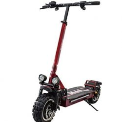 Qiewa Qpower: scooter eléctrico todoterreno