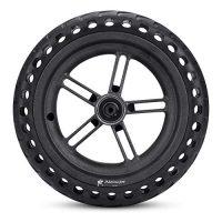 Alomejor Neumático sólido del reemplazo de la Rueda del neumático de la Vespa del neumático de la Vespa del neumático para el Scooter eléctrico de Xiaomi [OFERTAS]