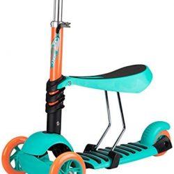 Patinetes Bamny: los patinetes de 3 ruedas 2 en 1 más baratos